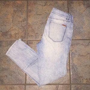 WHBL skimmer skinny jean